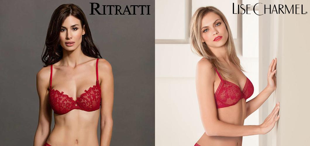#BrighentiBlog – La lingerie rossa per l'autunno-inverno 2017