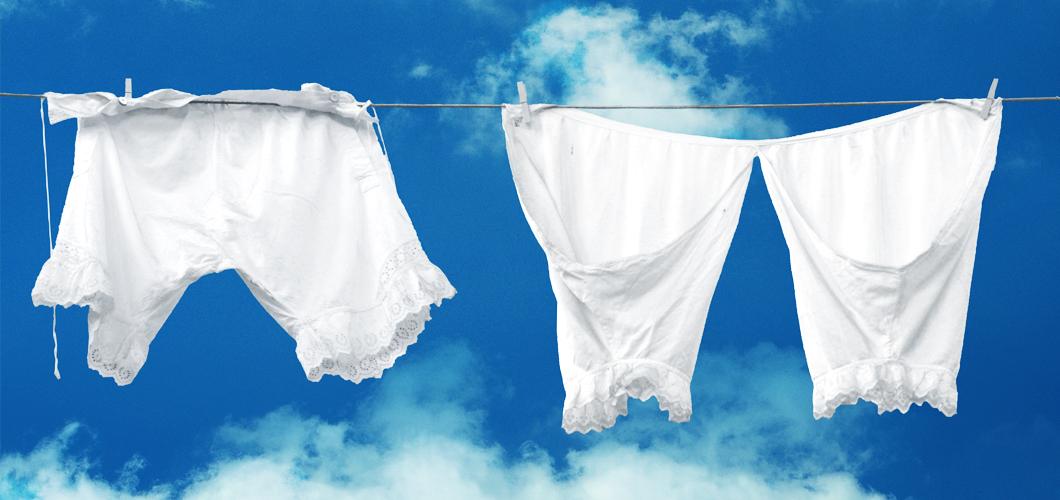 #BrighentiBlog – Slip femminili della nonna