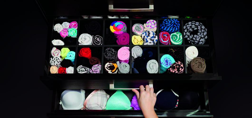 #BrighentiBlog – Divisori per riordinare i cassetti della biancheria