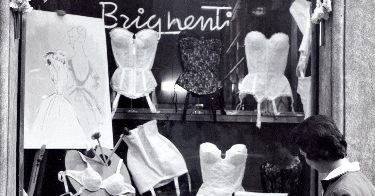 #BrighentiBlog – Inno alla lingerie
