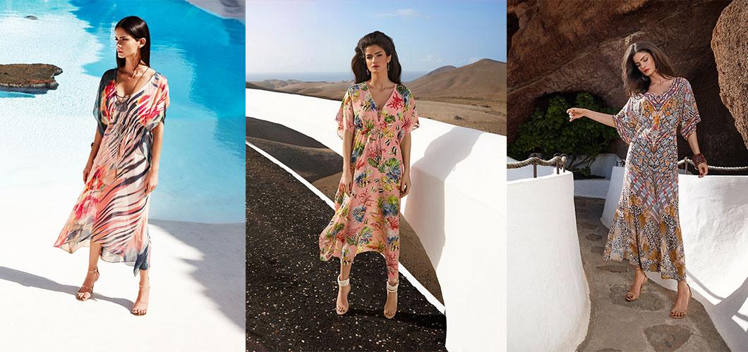 #BrighentiBlog – Outfit da spiaggia - Il caftano