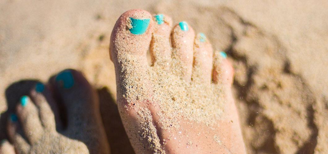 #BrighentiBlog – Zoccoli da Mare e pedicure