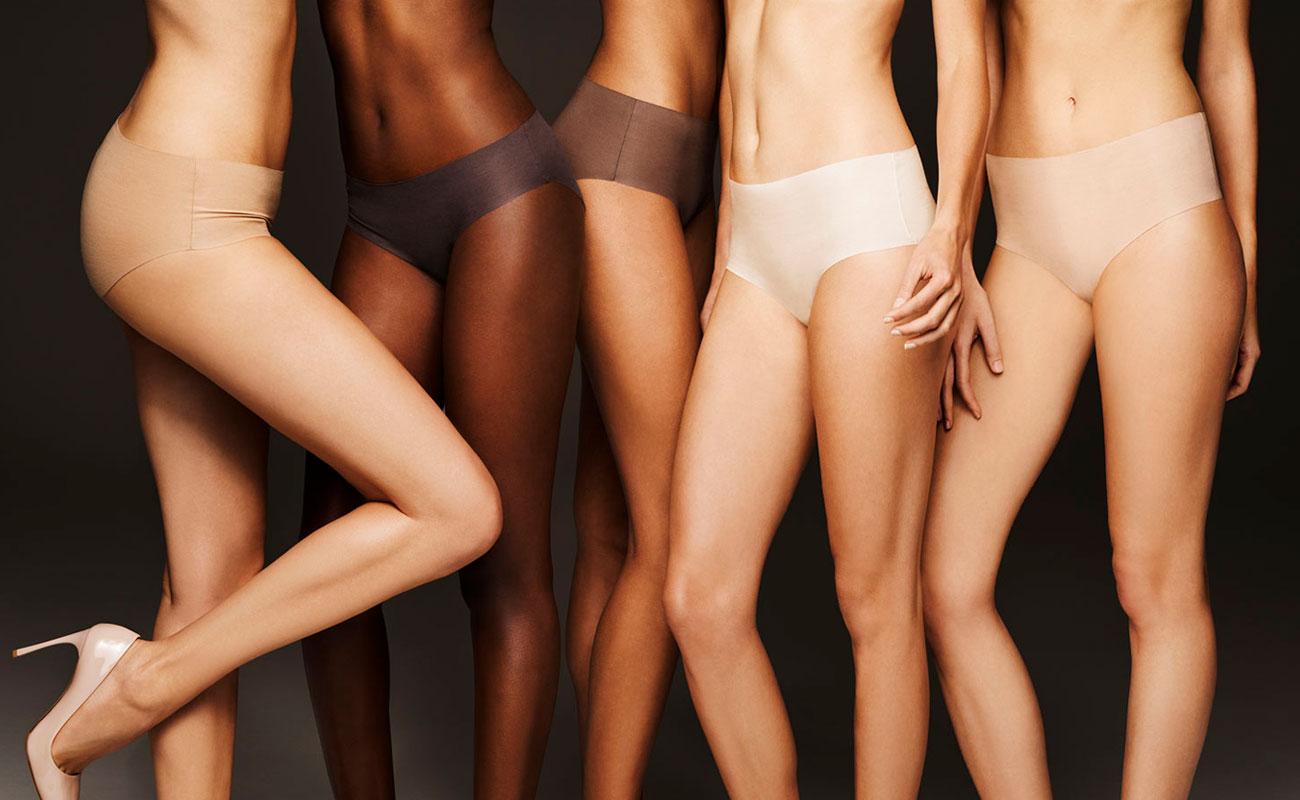 #BrighentiBlog – Slip Senza Cuciture - Sfumature nude color
