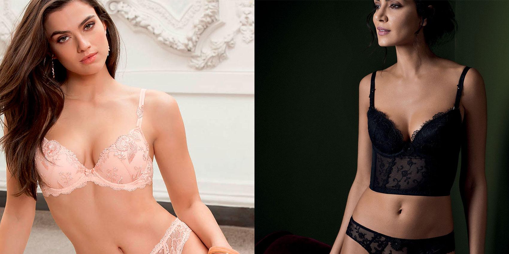 #BrighentiBlog – Regalare lingerie a Natale, l'intrigante pizzo