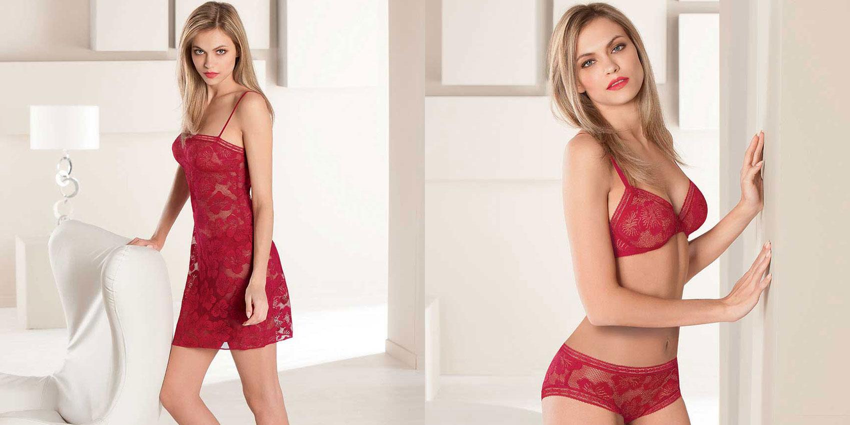 #BrighentiBlog – Regalare lingerie a Natale, il classico intimo rosso