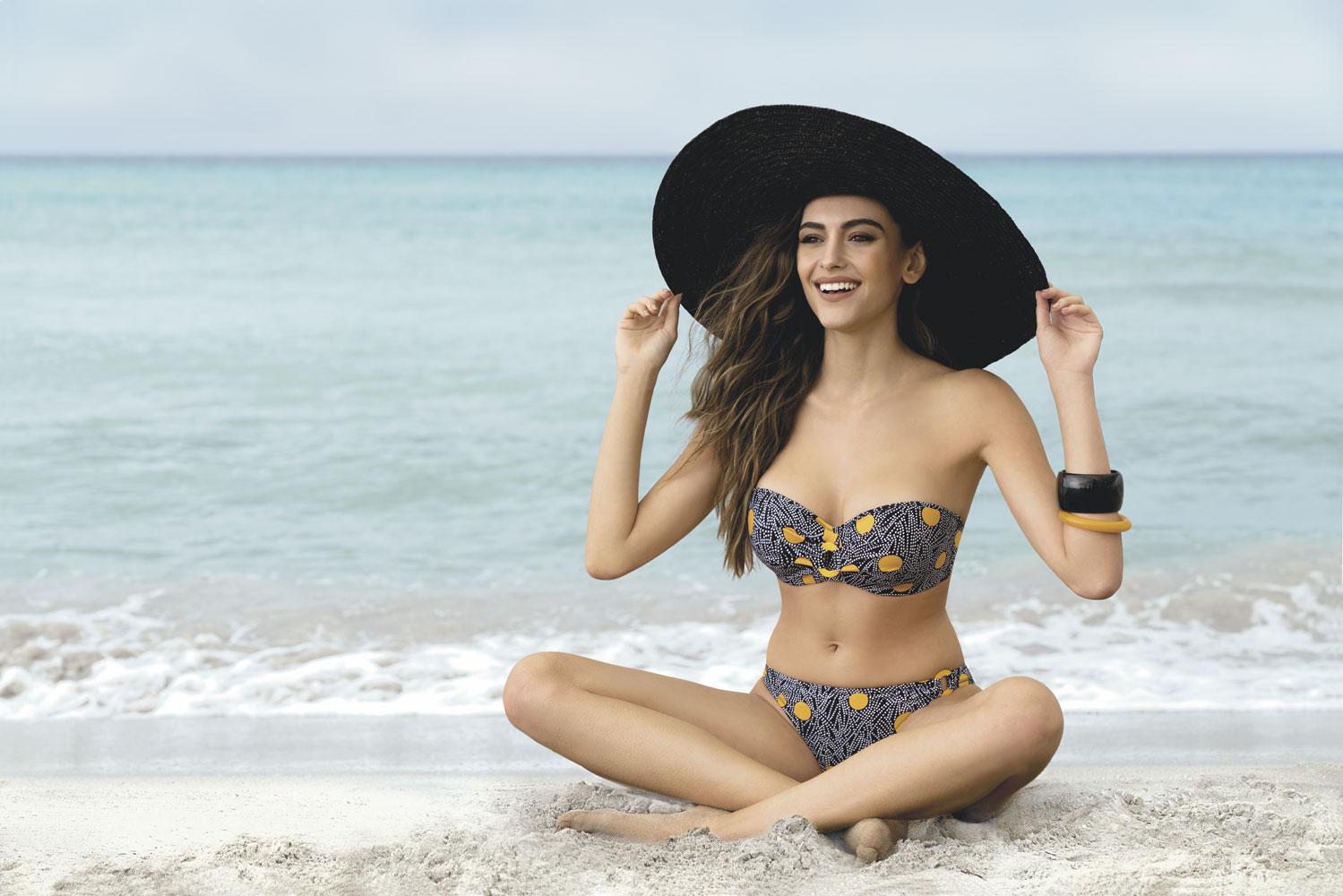 #BrighentiBlog – Moda Mare 2019 - Costume da bagna a fascia