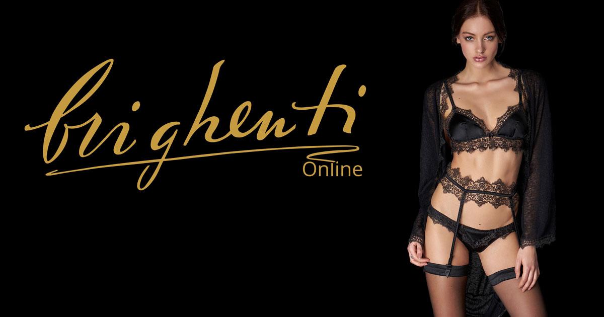 #BrighentiBlog – E-shop di intimo e costumi da bagno